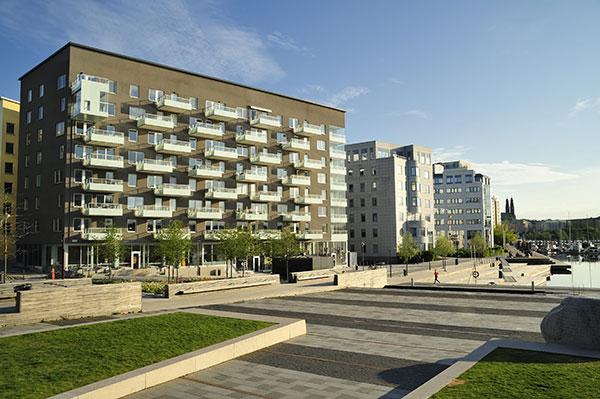 Stort balkong projekt i Uppsala tack vare BRF360